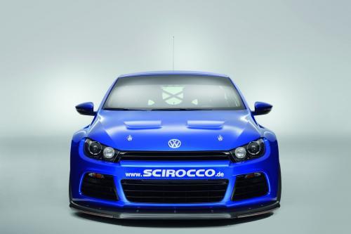 Мировая премьера VW Scirocco GT24 с 325 л.с.