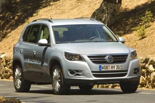 Volkswagen дебют в США с нулевым уровнем выбросов Tiguan