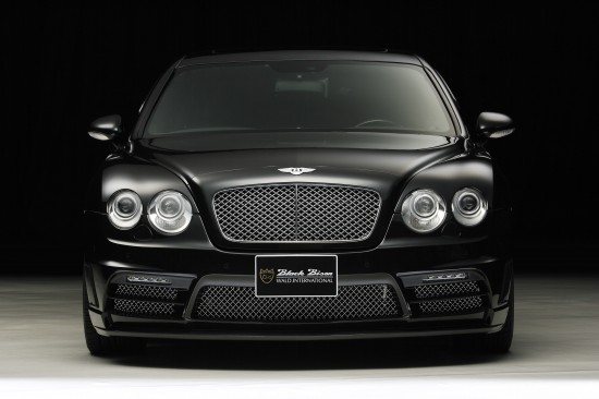 WALD Bentley Continental Flying Spur Black Bison Edition