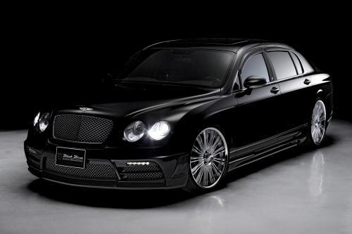 WALD выпускает новый роскошный комплект для Bentley Continental Flying Spur