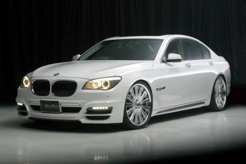 BMW 7 Series F01 и F02 уточненный Wald International