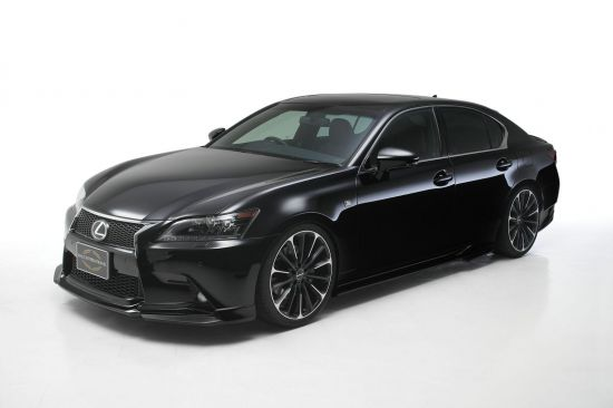 Wald International Lexus GS F Sport