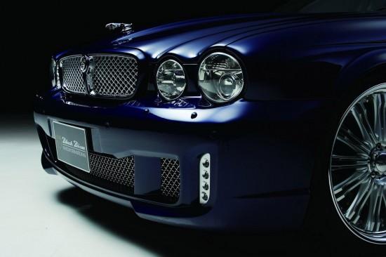 Wald  Jaguar XJ X350 Black Bison Edition
