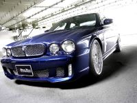 thumbnail image of Wald  Jaguar XJ X350 Black Bison Edition