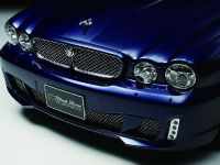 Wald  Jaguar XJ X350 Black Bison Edition, 24 of 30