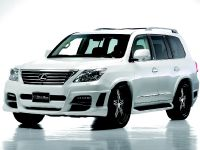 Wald Lexus LX570 Sports Line Black Bison Edition, 6 of 25
