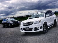 Wald Lexus LX570 Sports Line Black Bison Edition, 18 of 25