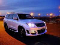 Wald Lexus LX570 Sports Line Black Bison Edition, 24 of 25