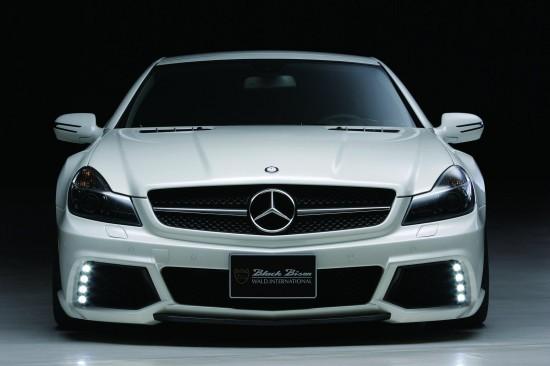 Wald Mercedes-Benz R230 Black Bison Edition