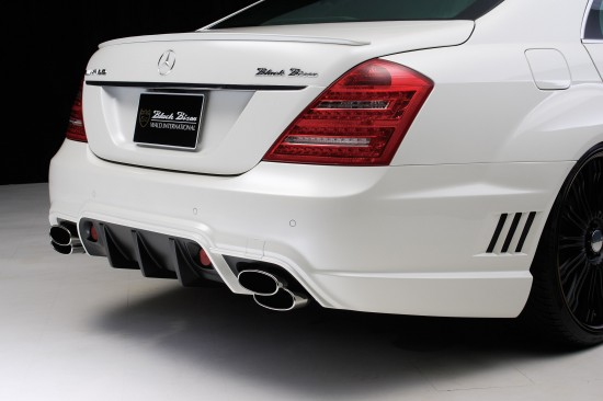 WALD Mercedes-Benz S-Class Sports Line Black Bison Edition