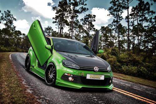 WEITEC Volkswagen Golf 6 GTI - индивидуальный атлетизм