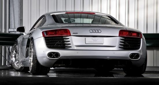 Wheelsandmore Audi R8 - 6 Sporz