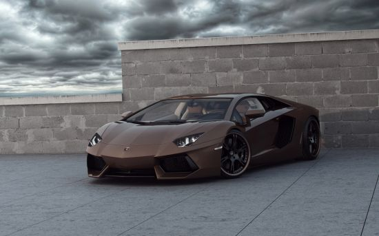 Wheelsandmore Lamborghini Aventador Rabbioso
