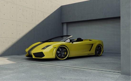 Wheelsandmore Lamborghini Gallardo Spyder
