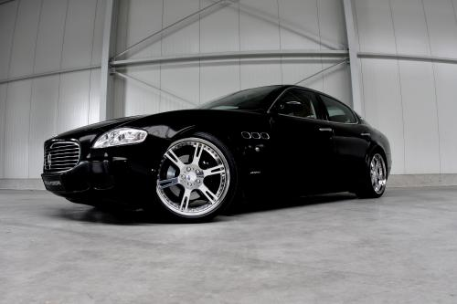 Wheelsandmore на Maserati Quttroporte