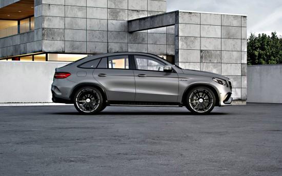 Wheelsandmore Mercedes-AMG GLE 63 Coupe
