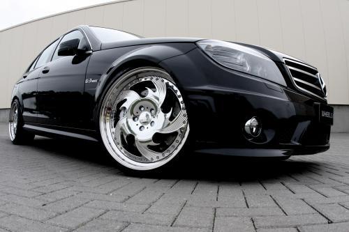 Wheelsandmore новый стиль колесных дисков для моделей C63 AMG и SL63 AMG