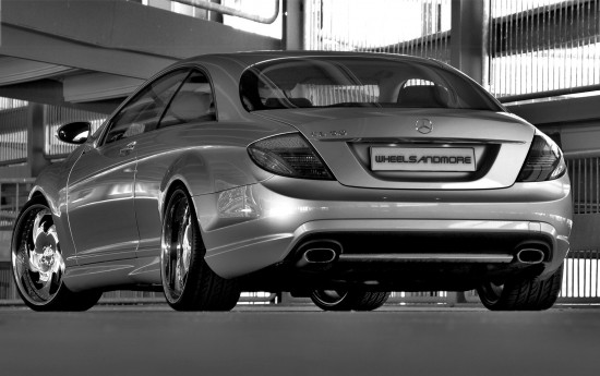 Wheelsandmore Mercedes-Benz CL 45