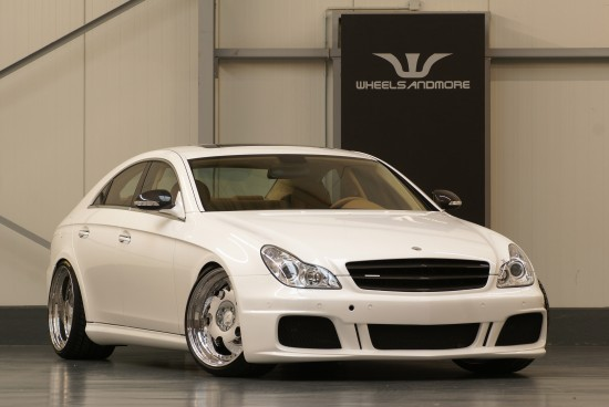 Wheelsandmore Mercedes-Benz CLS White Label