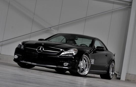 Wheelsandmore Mercedes-Benz SL65 AMG