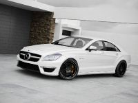 Wheelsandmore Mercedes CLS63 AMG, 2 of 5