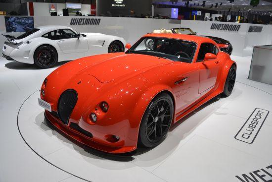 Wiesmann GT MF4-CS Geneva