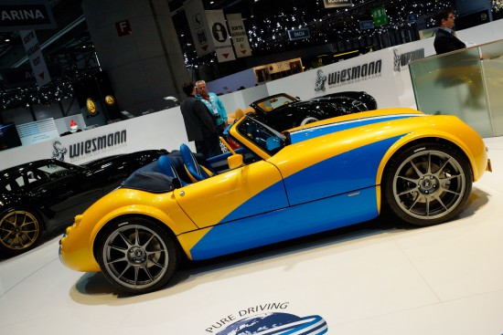 Wiesmann MF3 Final Edition Geneva
