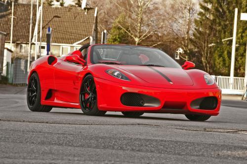 Wimmer добавляет больше мощности для Ferrari F430 Scuderia