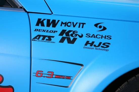 Wimmer RS Mercedes C63 AMG Eliminator