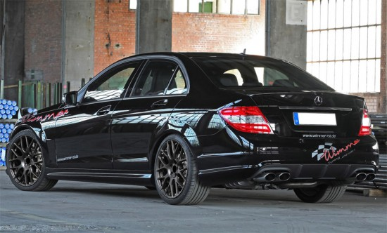 Wimmer RS Mercedes C63 AMG