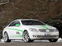 Wrap Works Mercedes-Benz CL 500, 2 of 15