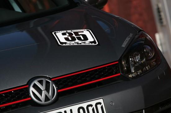 Wunschel Sport Volkswagen Golf VI GTI
