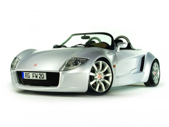 YES! Roadster 3.2 Turbo