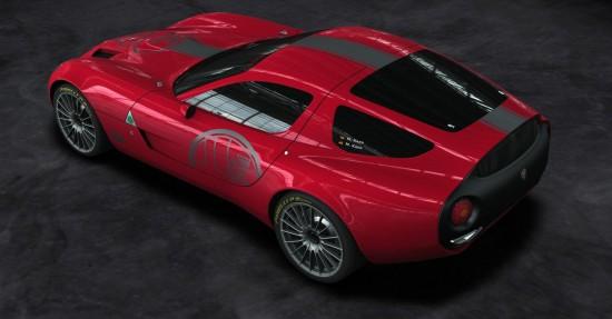 Zagato Alfa Romeo TZ3