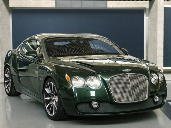 Zagato Bentley GTZ