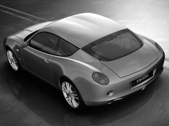 Zagato Maserati GS