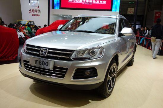 Zotye Z600 Shanghai